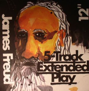 FREUD, James - 5 Track Extended Play