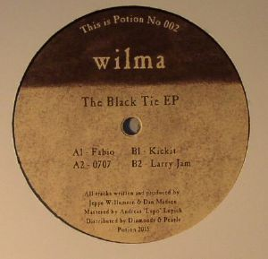 WILMA - The Black Tie EP