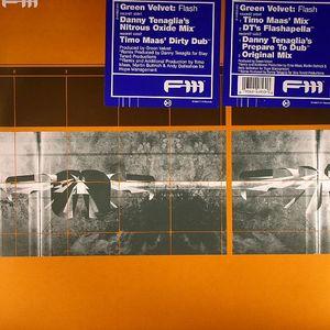 GREEN VELVET - Flash (Timo Maas, Danny Tenaglia remixes)