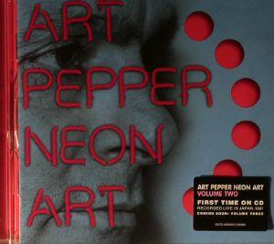 PEPPER, Art - Neon Art: Volume Two