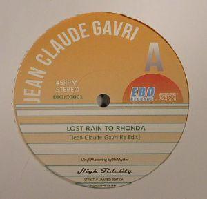 GAVRI, Jean Claude - Lost Rain To Rhonda