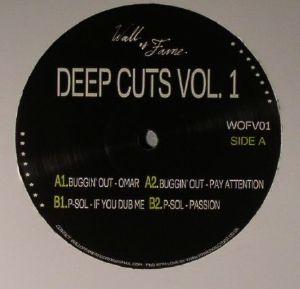 BUGGIN OUT/P SOL - Deep Cuts Vol 1
