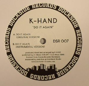 K HAND - Do It Again