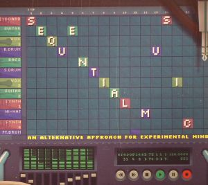KLIS/VARIOUS - Sequential Music: An Alternative Approach For Experimental Minds