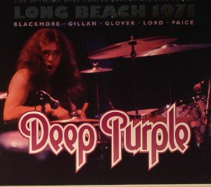DEEP PURPLE - The Official Deep Purple (Overseas) Live Series: Live In Long Beach 1971 (remastered)