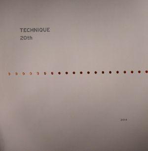 VARIOUS - Technique 20th Anniversary