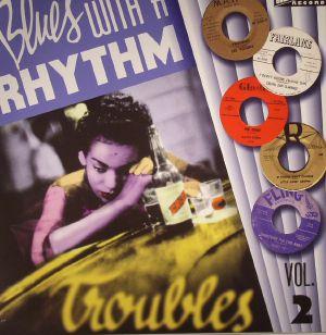 VARIOUS - Blues With A Rhythm Vol 2