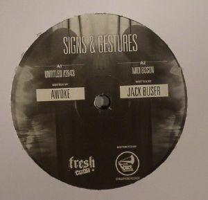 AWOKE/JACK BUSER/SOULS FOUND/JOSHUA IZ feat CHEZ  DAMIER - Signs & Gestures