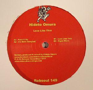 OMURA, Hideto - Love Like This
