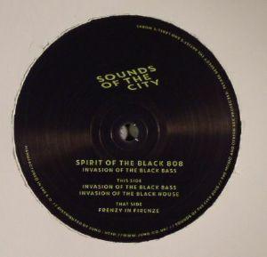 SPIRIT OF THE BLACK 808 - Invasion Of The Black Bass