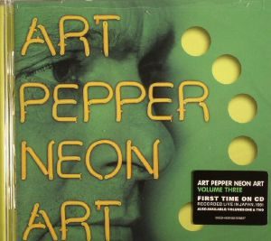PEPPER, Art - Neon Art Volume Three