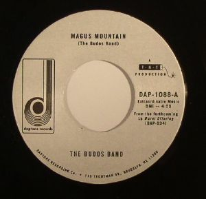 BUDOS BAND, The - Magus Mountain