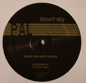 DESERT SKY - Need For Affiliation