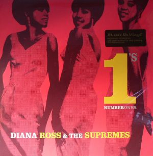 ROSS, Diana & THE SUPREMES - Number 1s (remastered)