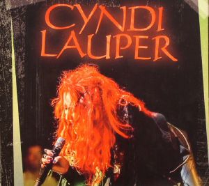 LAUPER, Cyndi - Front & Center