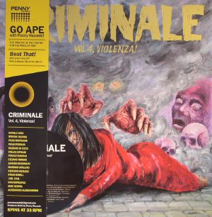 VARIOUS - Criminale Vol 4: Violenza!