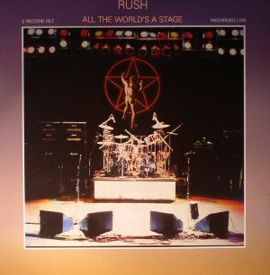 RUSH - All The World's A Stage: 40th Anniversary