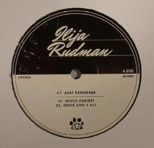 RUDMAN, Ilija - EP1