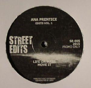 ANA PRENTICE - Edits Vol 1