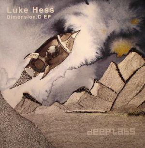 HESS, Luke - Dimension D EP