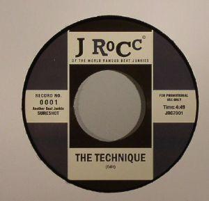 J ROCC - Funky President Edits Vol 1