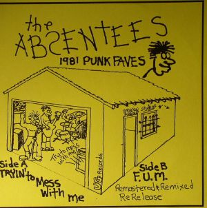 ABSENTEES, The - Tryin' To Mess With Me (remastered)