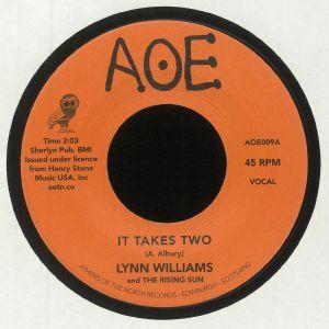 WILLIAMS, Lynn - It Takes Two