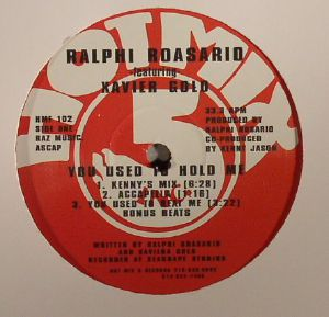 ROSARIO, Ralphi feat XAVIER GOLD - You Used To Hold Me (remastered)