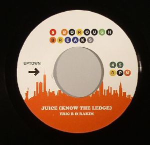 ERIC B & RAKIM/BILLY COBHAM - Juice (Know The Ledge)