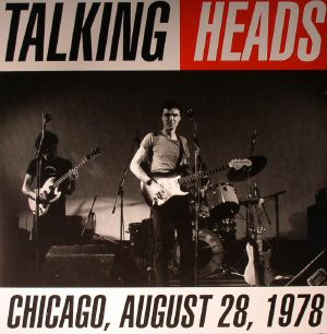 TALKING HEADS - Chicago August 28 1978