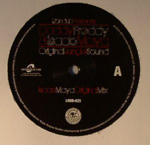 DADDY FREDDY/ISAAC MAYA - Original Jungle Sound