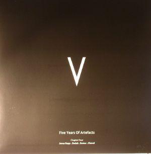 KOPP, Jonas/DADUB/EOMAC/CHEVEL - V: 5 Years Of Artefacts Chapter 4