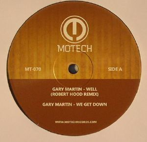 MARTIN, Gary - We Get Down & Well