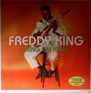 KING, Freddy - King On King