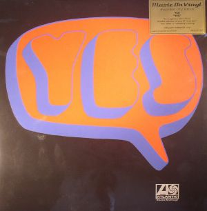 YES - Yes (Expanded Vinyl Edition)