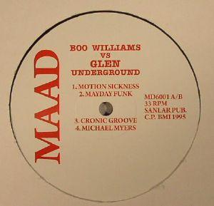 WILLIAMS, Boo vs  GLENN UNDERGROUND - Boo Williams vs Glen Underground
