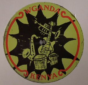 KENYA, Wganda - Afro Columbia EP