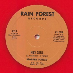 MASTER FORCE - Hey Girl