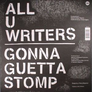 !!! - All U Writers (Record Store Day 2015)