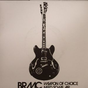 BLACK REBEL MOTORCYCLE CLUB - Weapon Of Choice (Record Store Day 2015)
