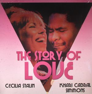 STALIN, Cecilia/KHARI CABRAL SIMMONS - The Story Of Love (Record Store Day 2015)