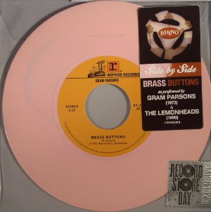 PARSONS, Gram/THE LEMONHEADS - Brass Buttons (Record Store Day 2015)