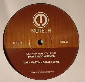 MARTIN, Gary - This Is It