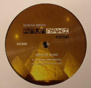 NUBIAN MINDS - Ideas Of Music