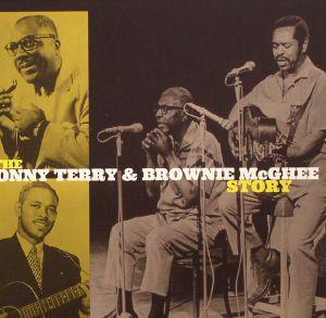 TERRY, Sonny/BROWNIE McGHEE - The Sonny Terry & Brown McGhee Story