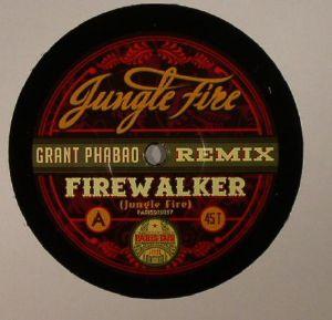JUNGLE FIRE - Firewalker