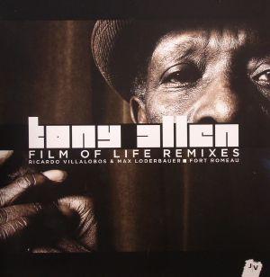 ALLEN, Tony - Film Of Life Remixes