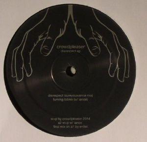 CROWDPLEASER - Disrespect EP