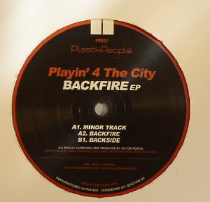 PLAYIN' 4 THE CITY - Backfire