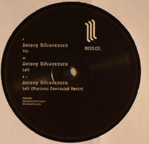 DIFRANCESCO, Antony - Vio EP